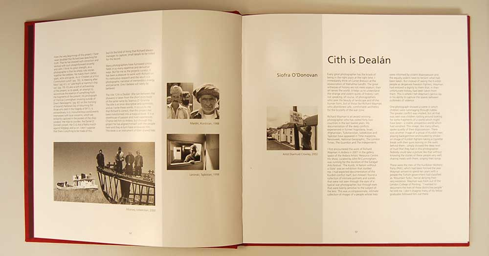 photo of the inside of the book
